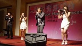 Agape Musical Concert, Melacca